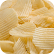 FRESH OR FABRICATED POTATO CHIP PROCESING