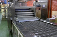 cut and folding machine