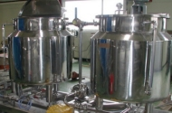 tanks of seasoning system
