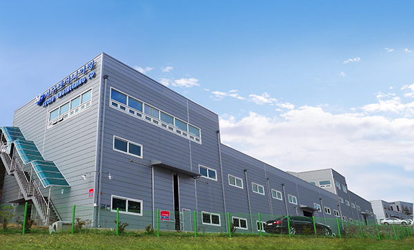 view of Seoju Engineering Co. factory